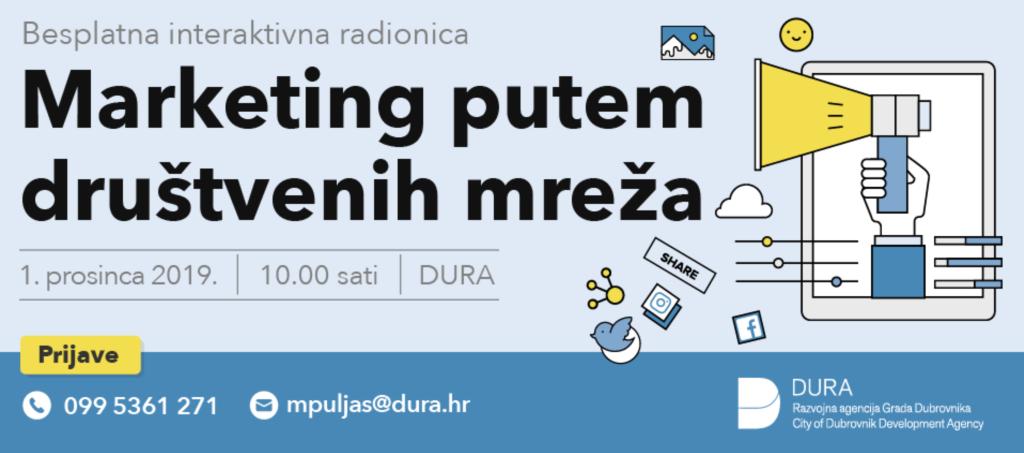 MARKETING NA DRUŠTVENIM MREŽAMA - FACEBOOK & INSTAGRAM