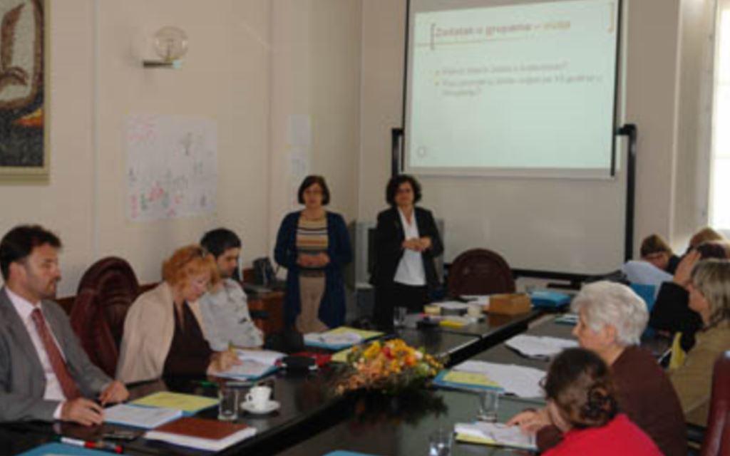 Radionica o strateškom planiranju Vijeća civilnog društva Grada Dubrovnika