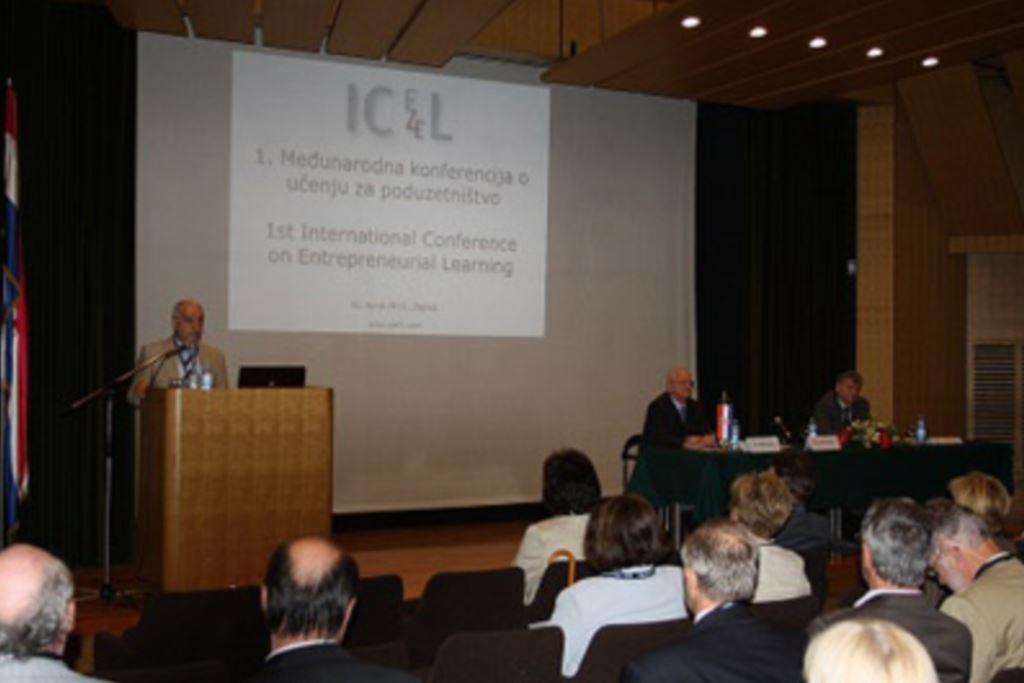 Prva Međunarodna konferencija o učenju za poduzetništvo