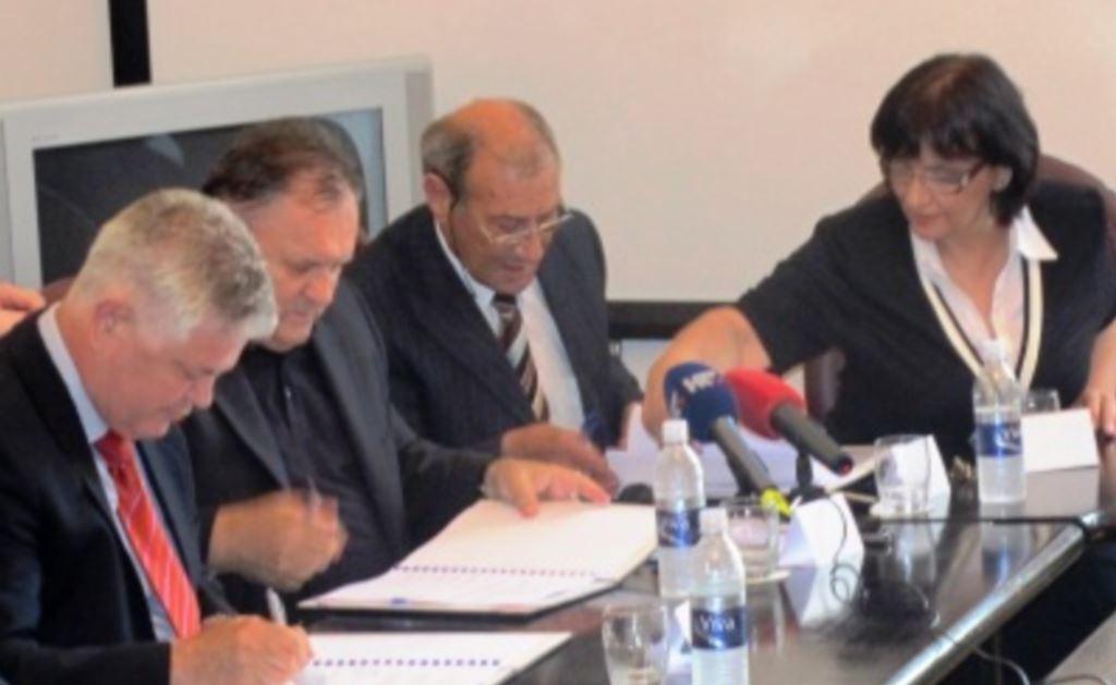 Projekt Jadran: Do 2013. suvremeni vodovod i kanalizacija na cijelom području Grada Dubrovnika