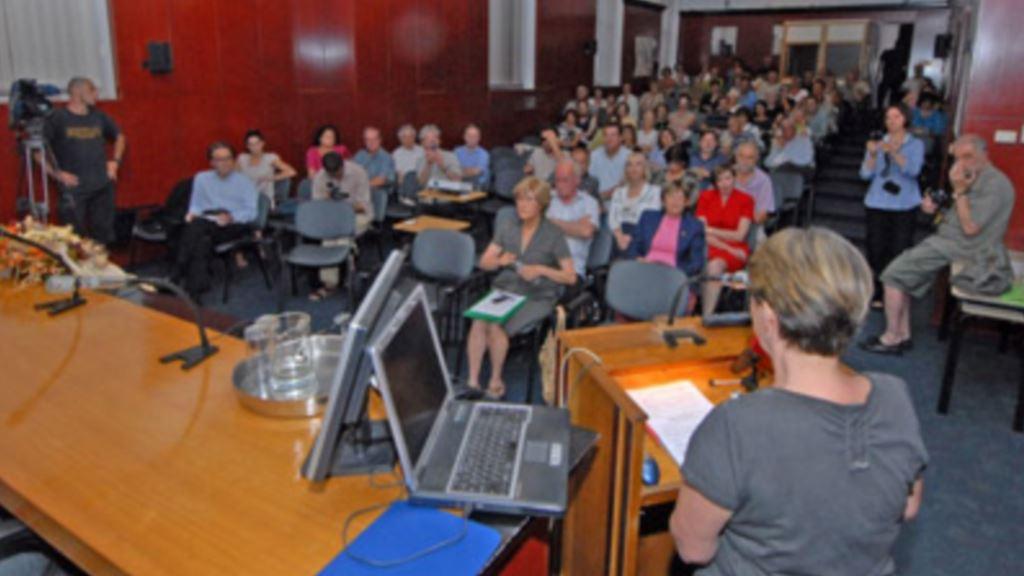 Održana tribina društva arhitekata Dubrovnik