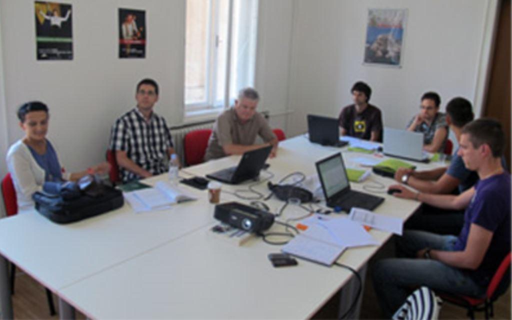 Gradonačlnik Grada Dubrovnika Andro Vlahušić osobno pozdravio mlade asistente na projektu SGE