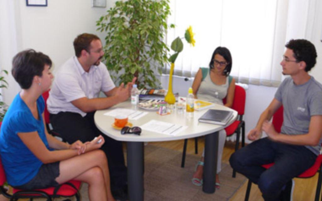 Sastanak DURA-e i Savjeta mladih o provedbi europskih projekta za mlade grada Dubrovnika