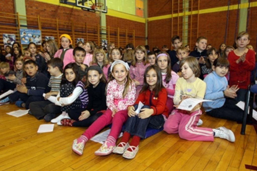 Održano predstavljanje projekta 'Odaberi sport' i stručni skup 'Unaprjeđenje tjelesne aktivnosti kroz dimenziju sporta u odgojno-obrazovnim ustanovama'