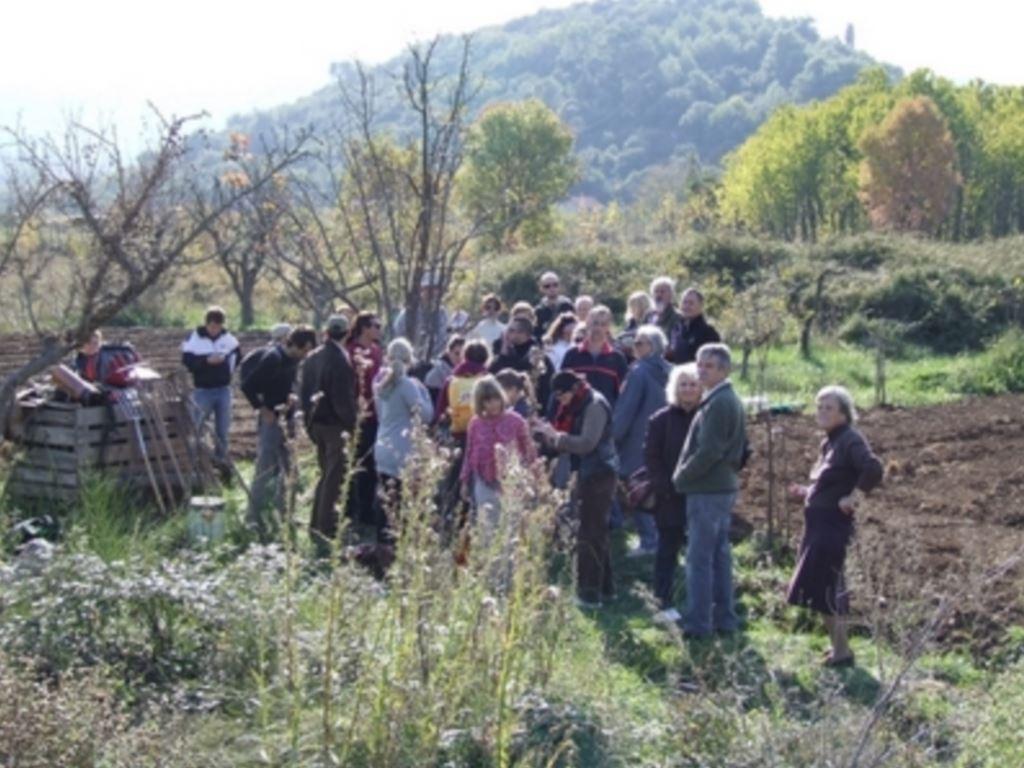 Održana radionica biodinamičke poljoprivrede u Stonskom polju