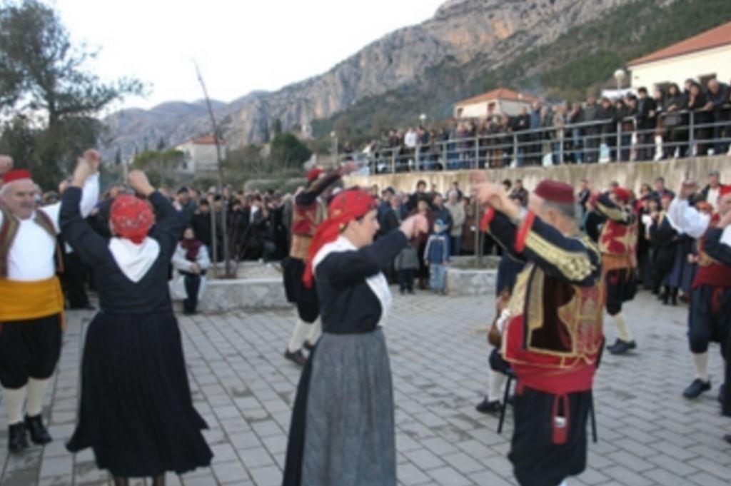 Manifestacija Mirisi Božića u Konavlima 2011.