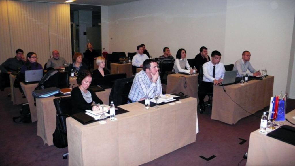 Održan radni sastanak fokus grupe za projekt 'Adria.MOVE IT!' u Hotelu Rixos