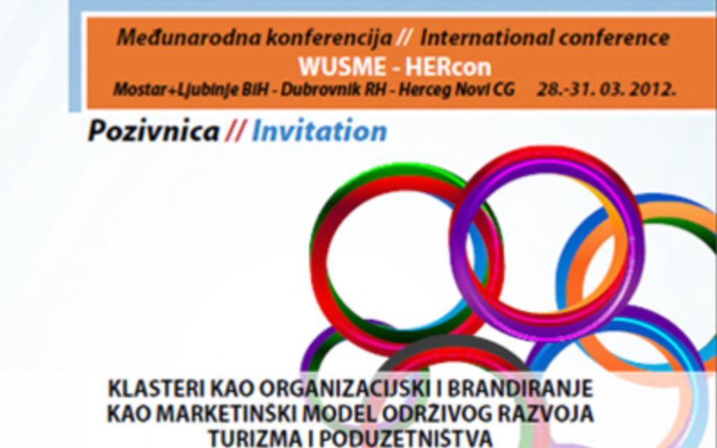 Međunarodna konferencija WUSME - HERcon