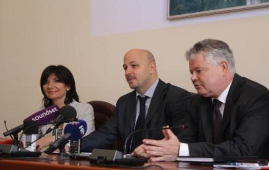 Održan sastanak s ministrom poduzetništva i obrta RH Gordanom Marasom