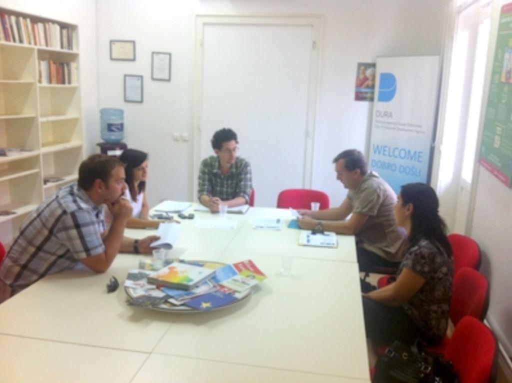 Sastanak o operacionalizaciji info-centra za mlade grada Dubrovnika u sklopu projekta Youth Adrinet