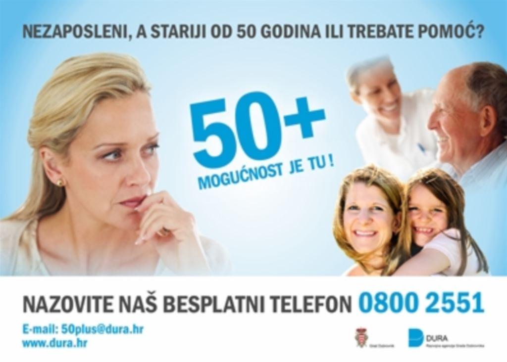 """""""50 plus"""" - novi program Grada Dubrovnika za nezaposlene"""