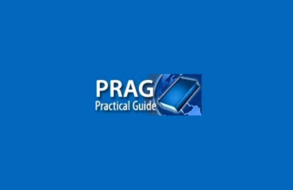 Od 1.siječnja 2013. na snazi novi PRAG (Praktični vodič kroz procedure ugovaranja pomoći EU trećim zemljama za 2013.)