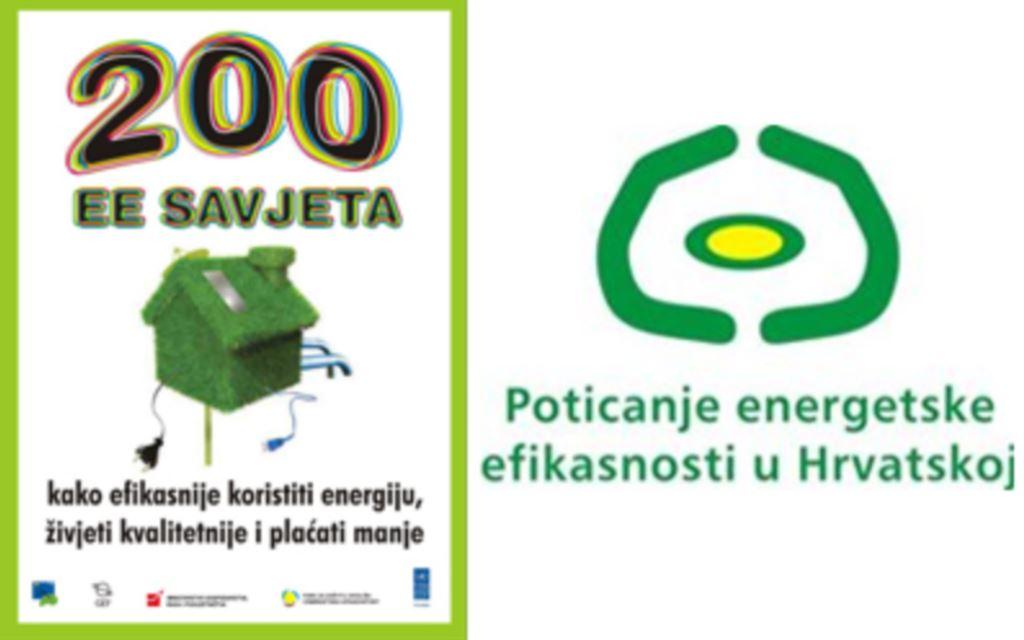 200 EE savjeta: Kako efikasnije koristiti energiju