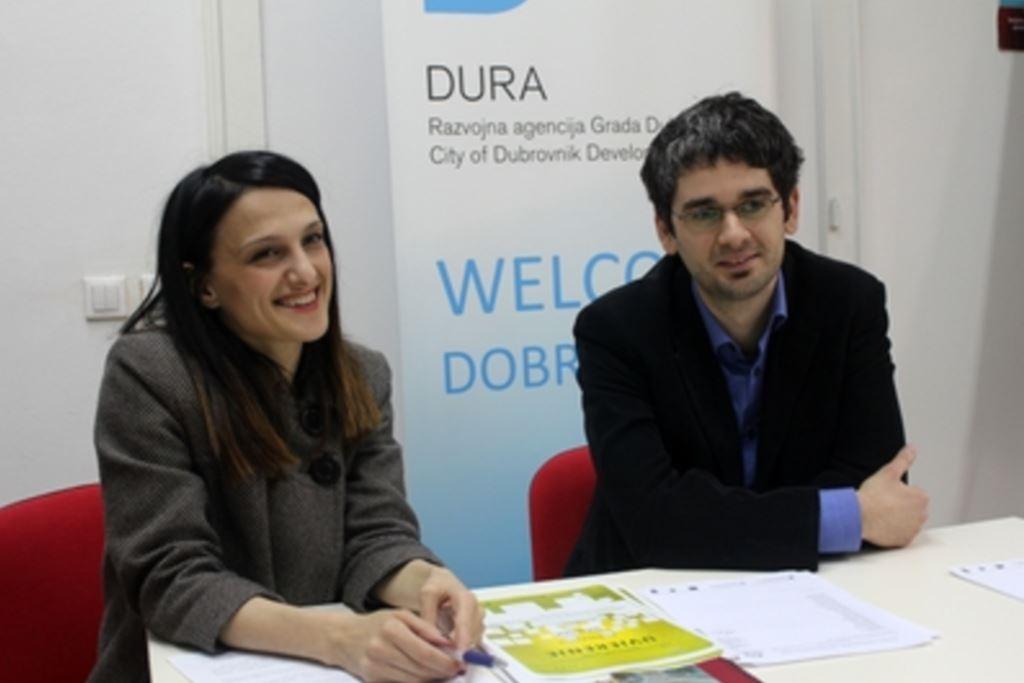 Andrea Novaković održala radni sastanak s predstavnikom ARCHEO CLUB-a