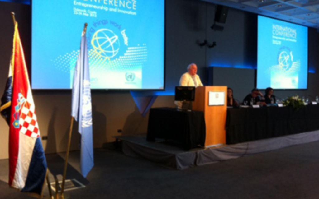 Predstavnici DURA-e na međunarodnoj konferenciji 'Poduzetništvo i inovacije'