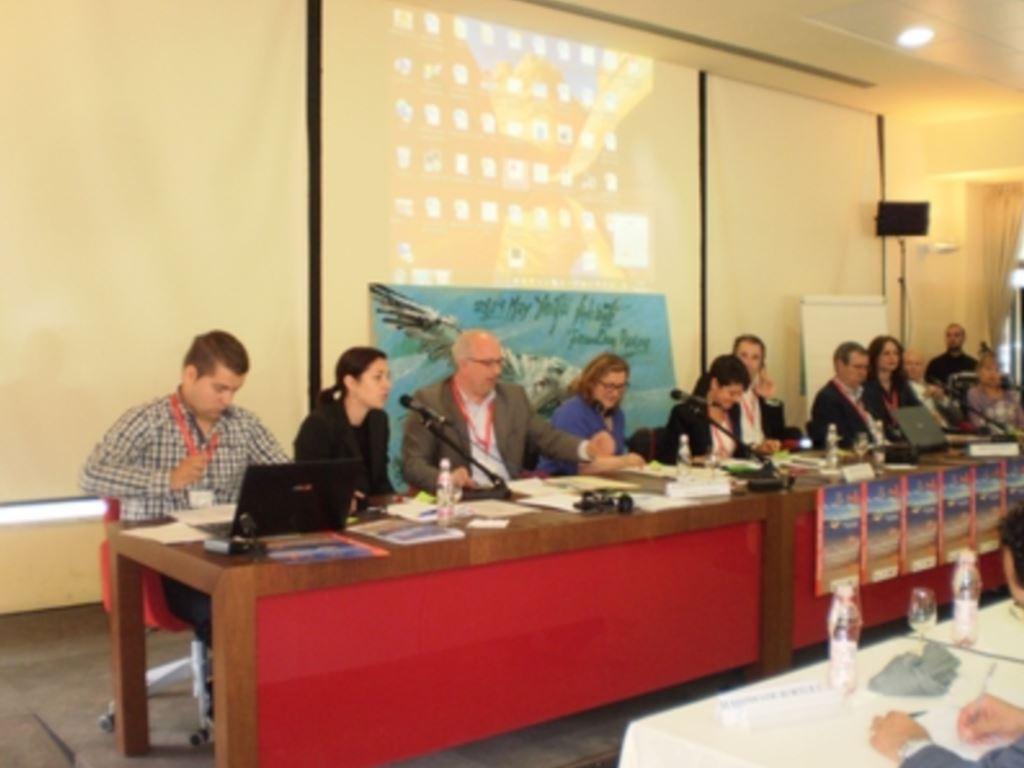 U sklopu EU projekta YOUTH ADRINET u talijanskom gradu Riminiju održan sedmi sastanak partnera i Drugi okrugli stol političkih predstavnika