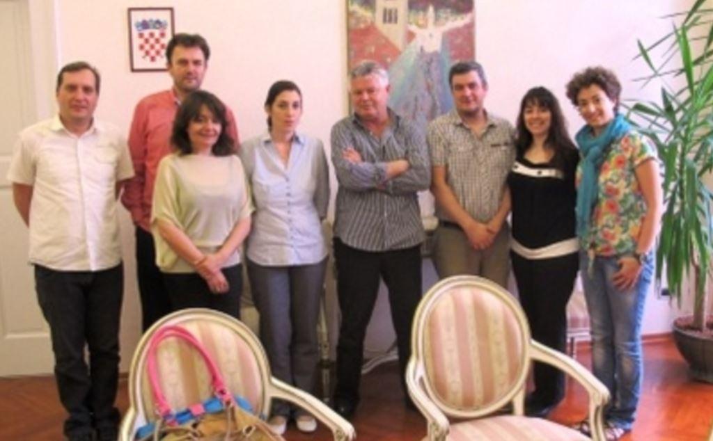 Nositelji projekta Youth Adrinet u Dubrovniku