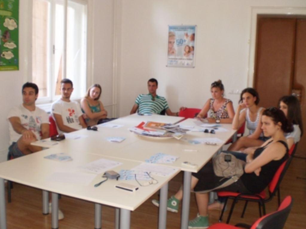 Info-dan o edukaciji mladih u sklopu Youth Adrinet projekta
