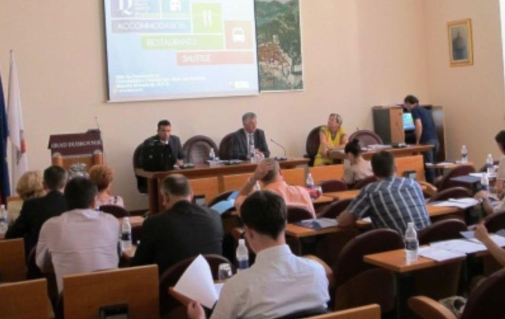 Održana 1. izborna skupština Hrvatske udruge povijesnih gradova
