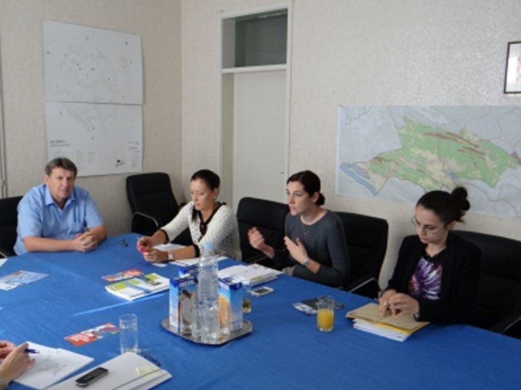 Radni sastanak za pripremu prekograničnog projekta