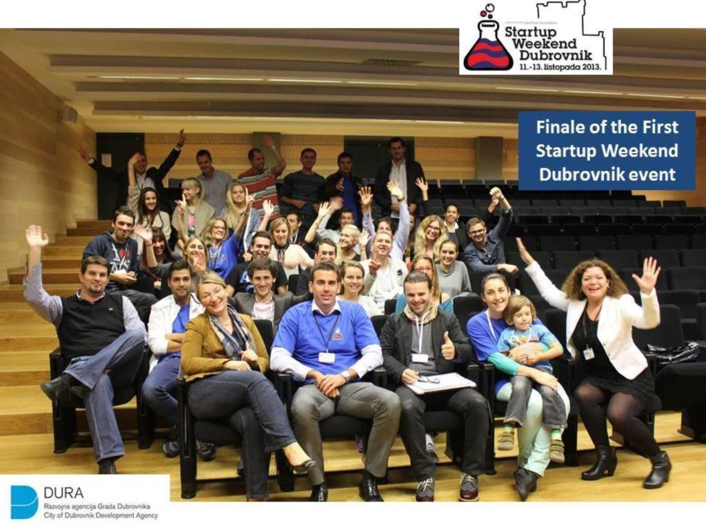 Održan prvi Startup Weekend Dubrovnik!