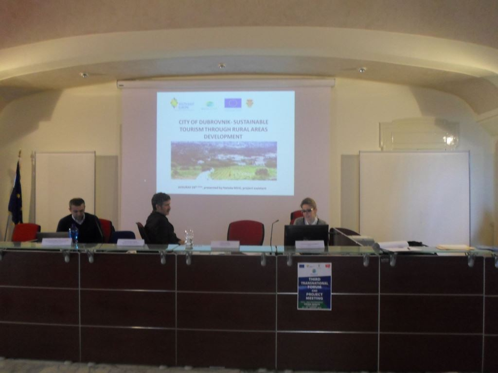 Održan partnerski sastanak projekta InTourAct