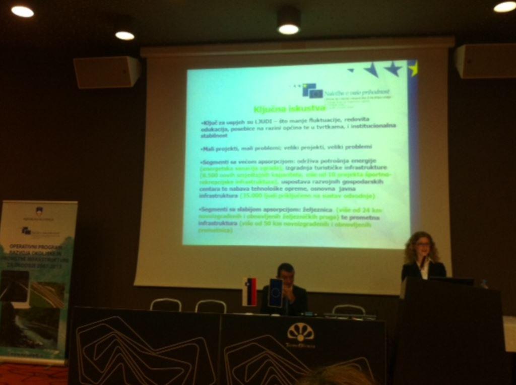 Seminar ''Europska sredstva na lokalnoj razini''