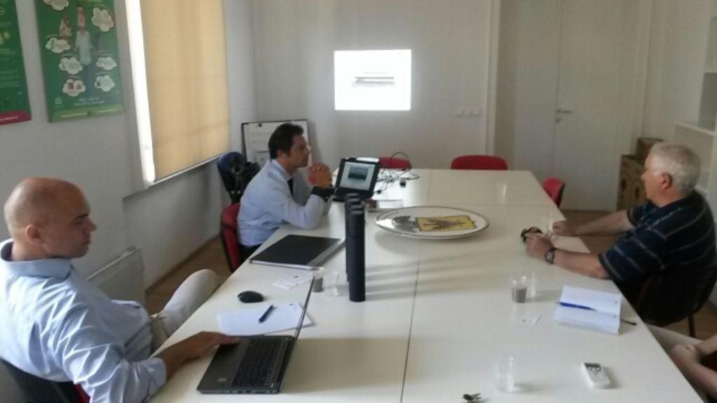 Sastanak s predstavnicima tvrtke iCAT