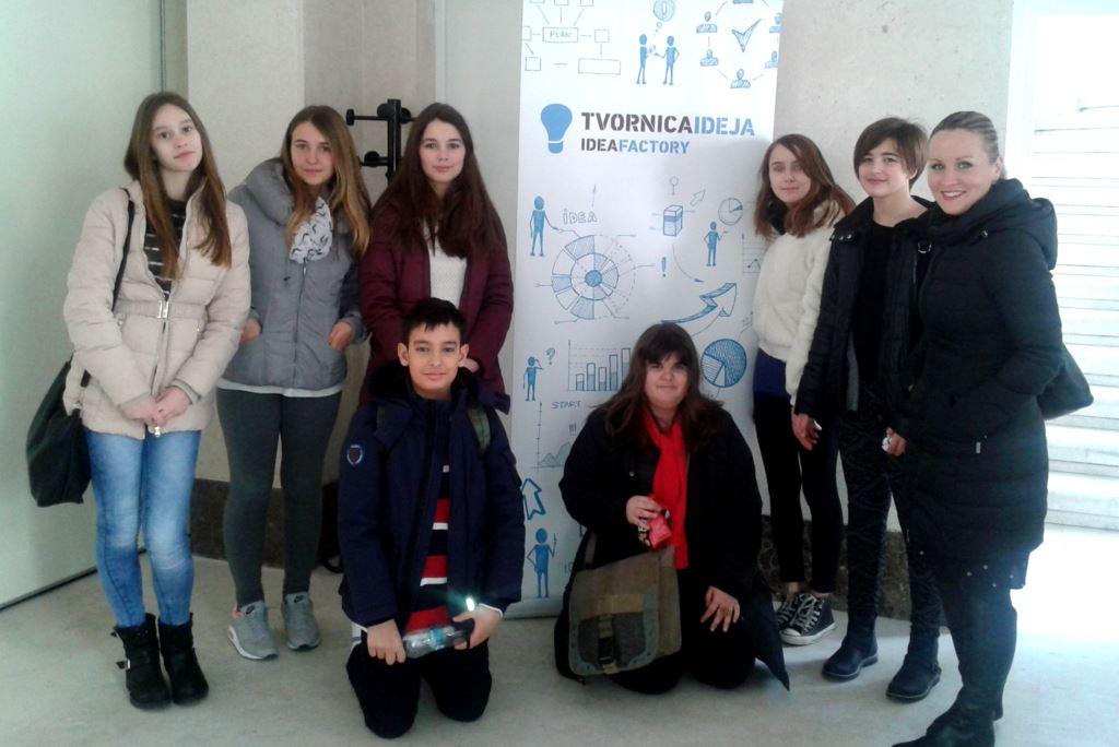 Učenici OŠ Ivan Gundulić posjetili DURA-u