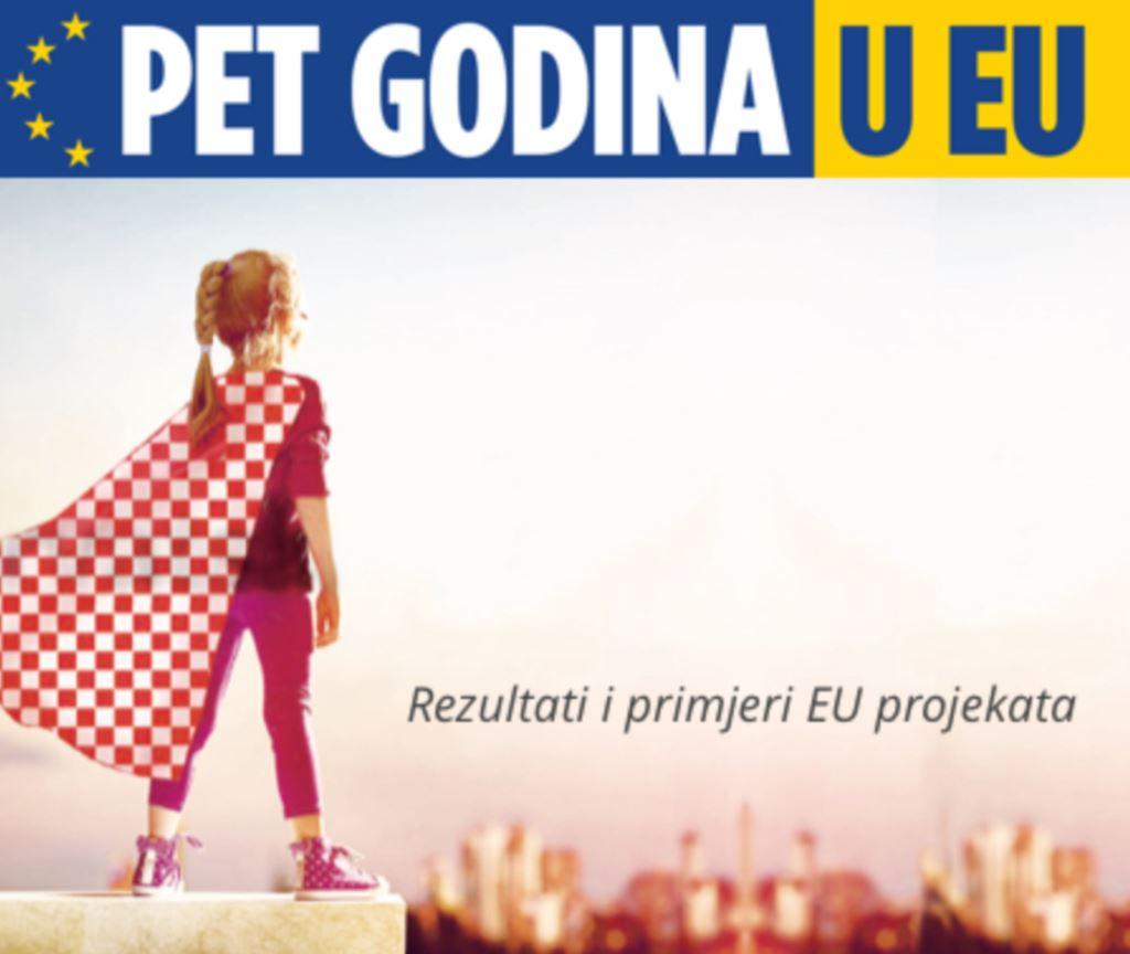 PET GODINA REPUBLIKE HRVATSKE U EUROPSKOJ UNIJI