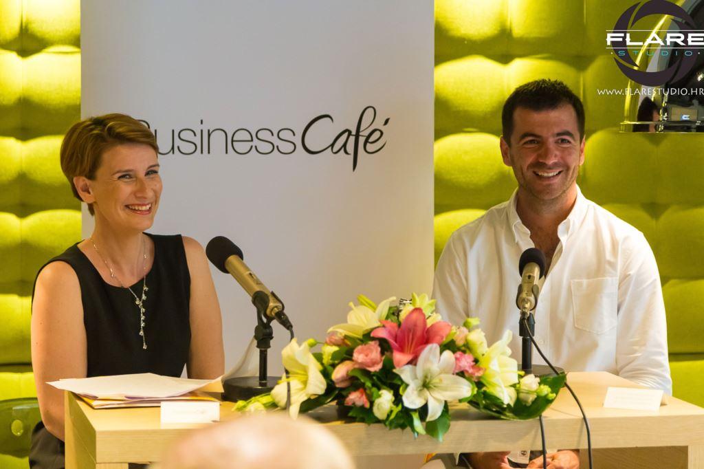 Održan prvi Business Cafe u Dubrovniku!