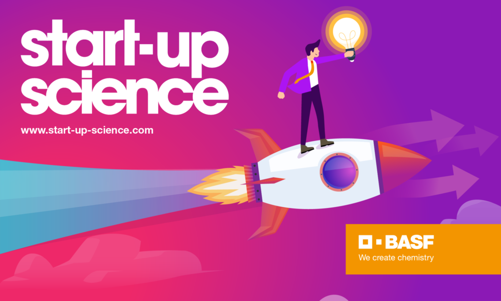 STARTUP SCIENCE DEMO DAY