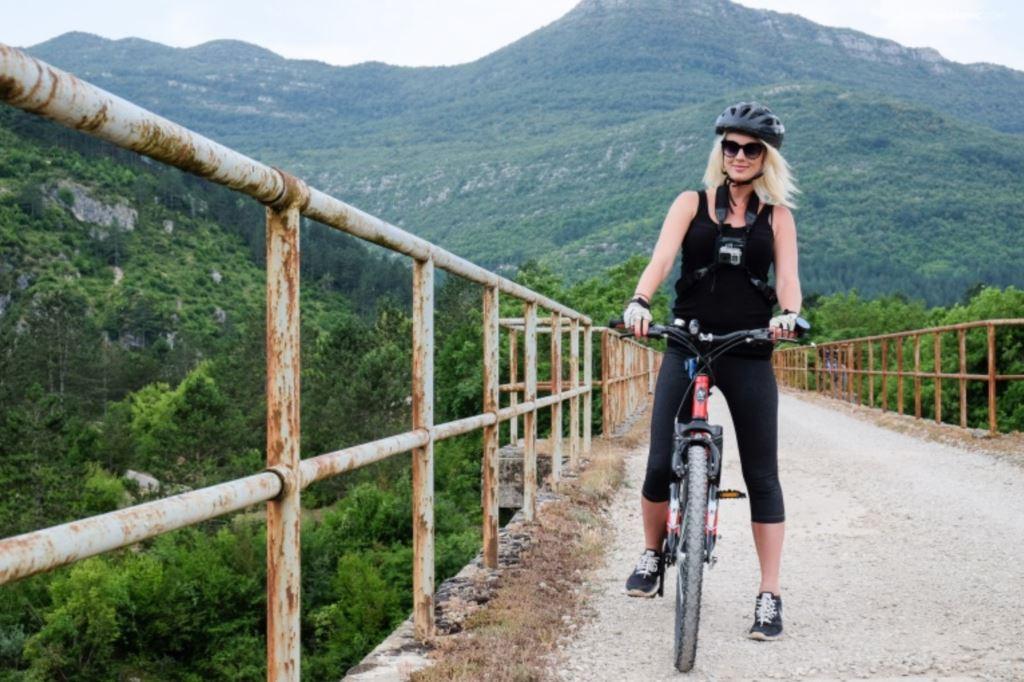 Poznata svjetska blogerica posjetila područje Via Dinarica staze