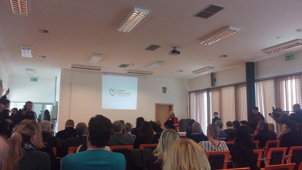 Održana informativno-edukativna radionica Fonda za zaštitu okoliša i energetsku učinkovitost