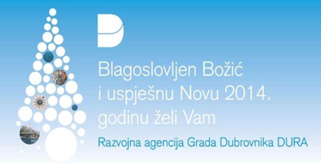 Sretan Božić i sve najbolje u Novoj 2014.