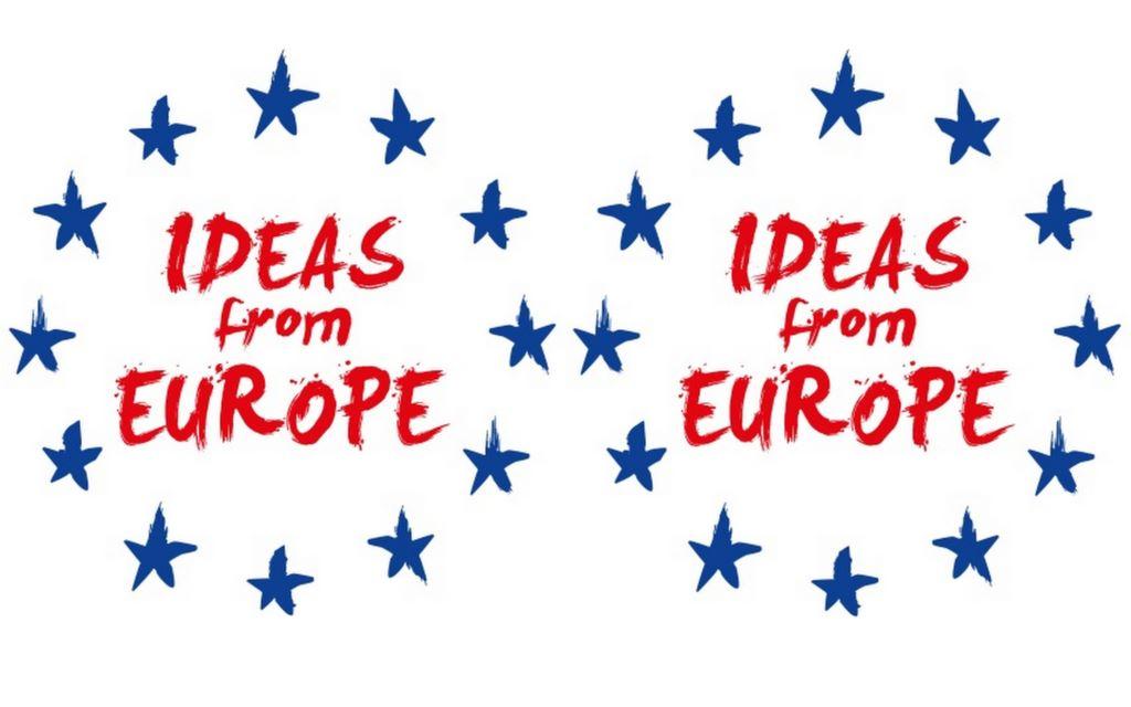 """Prijavite se na natjecanje """"Ideje iz Europe"""" (Ideas from Europe)"""