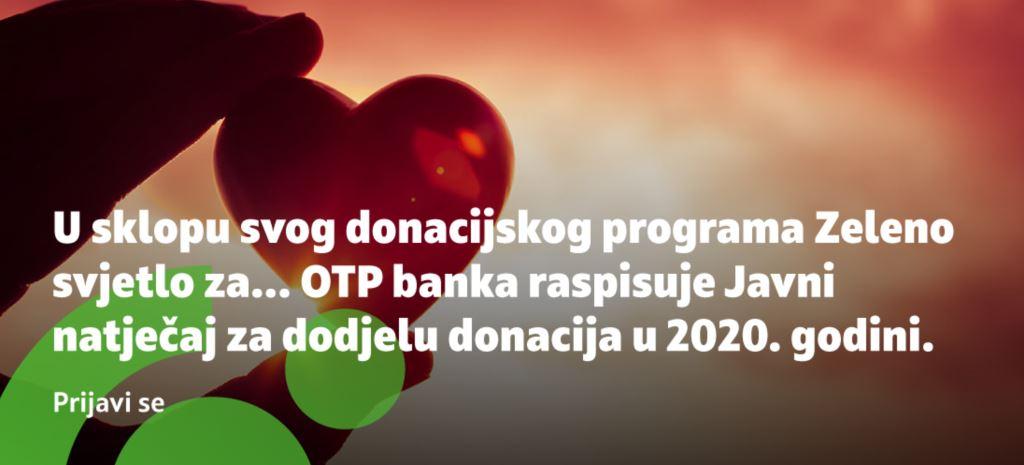 Javni natječaj za dodjelu donacija