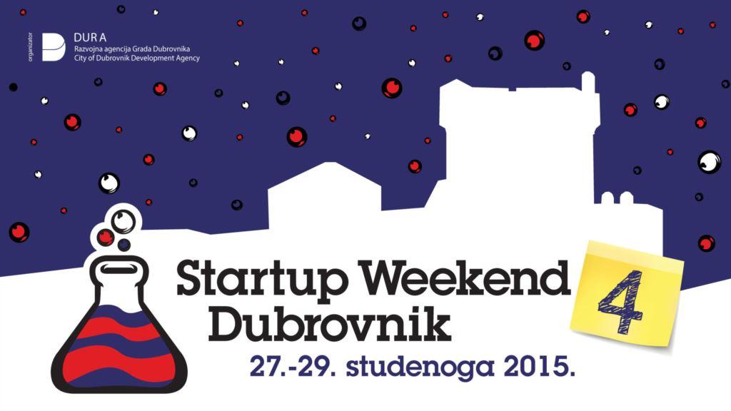 Prijavite se na Startup weekend Dubrovnik!