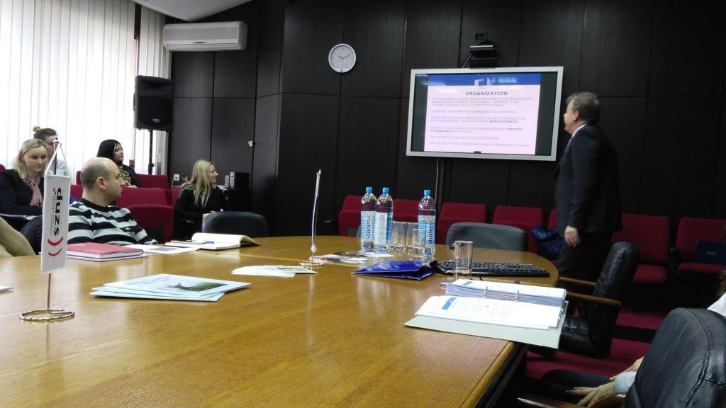 Održan Info dan o financiranju projekata u okviru Mehanizma Unije za Civilnu zaštitu