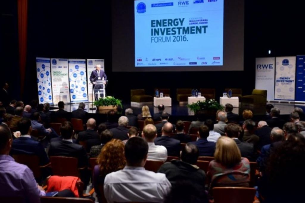 ENERGY INVESTMENT FORUM 2016.