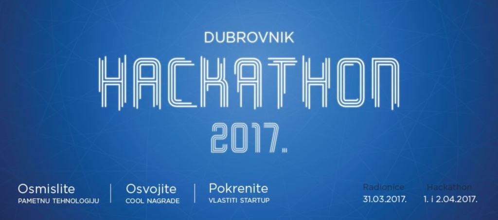 Pozivamo vas na Hackathon Dubrovnik 2017