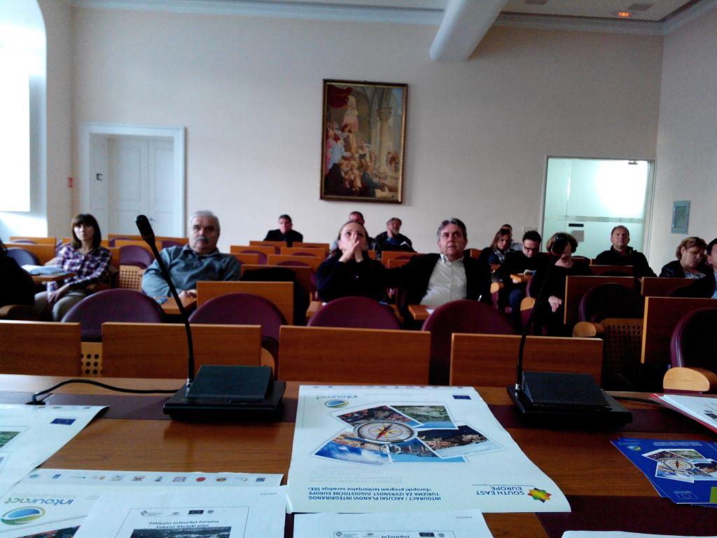 Održan četvrti Forum projekta InTourAct