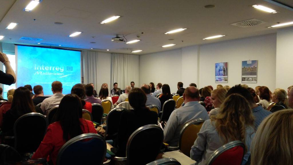 Nacionalni info dan Interreg Mediteran