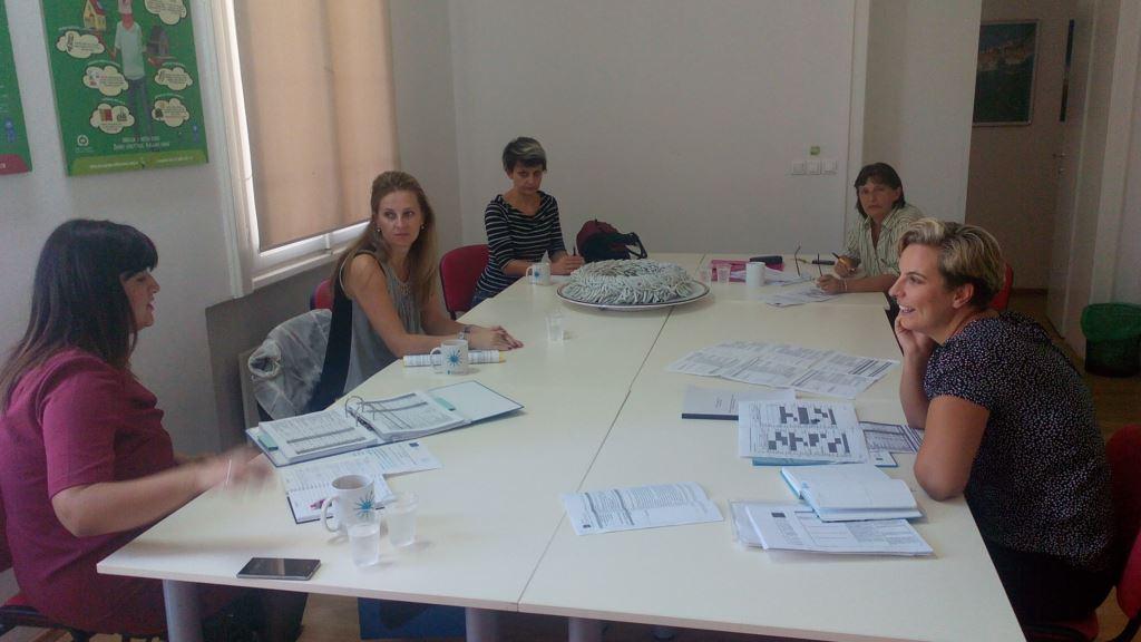 Prvi partnerski sastanak projekta