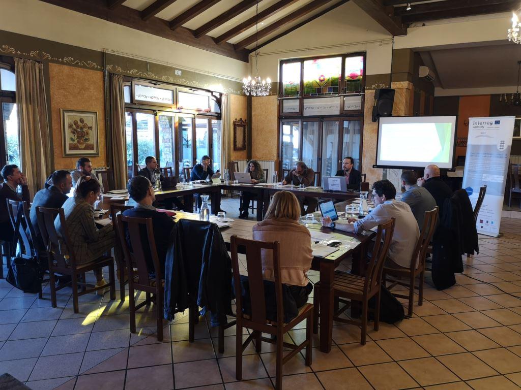 DURA na 7. partnerskom sastanku u Kopru