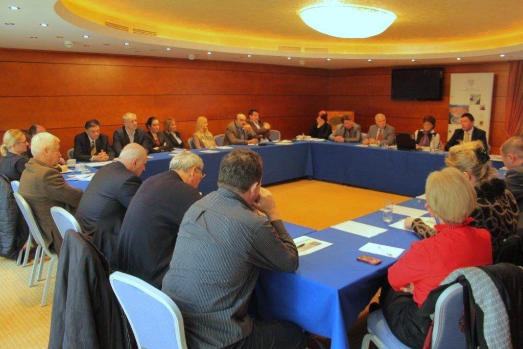 Održana 8. Sjednica gospodarskog vijeća ŽKD