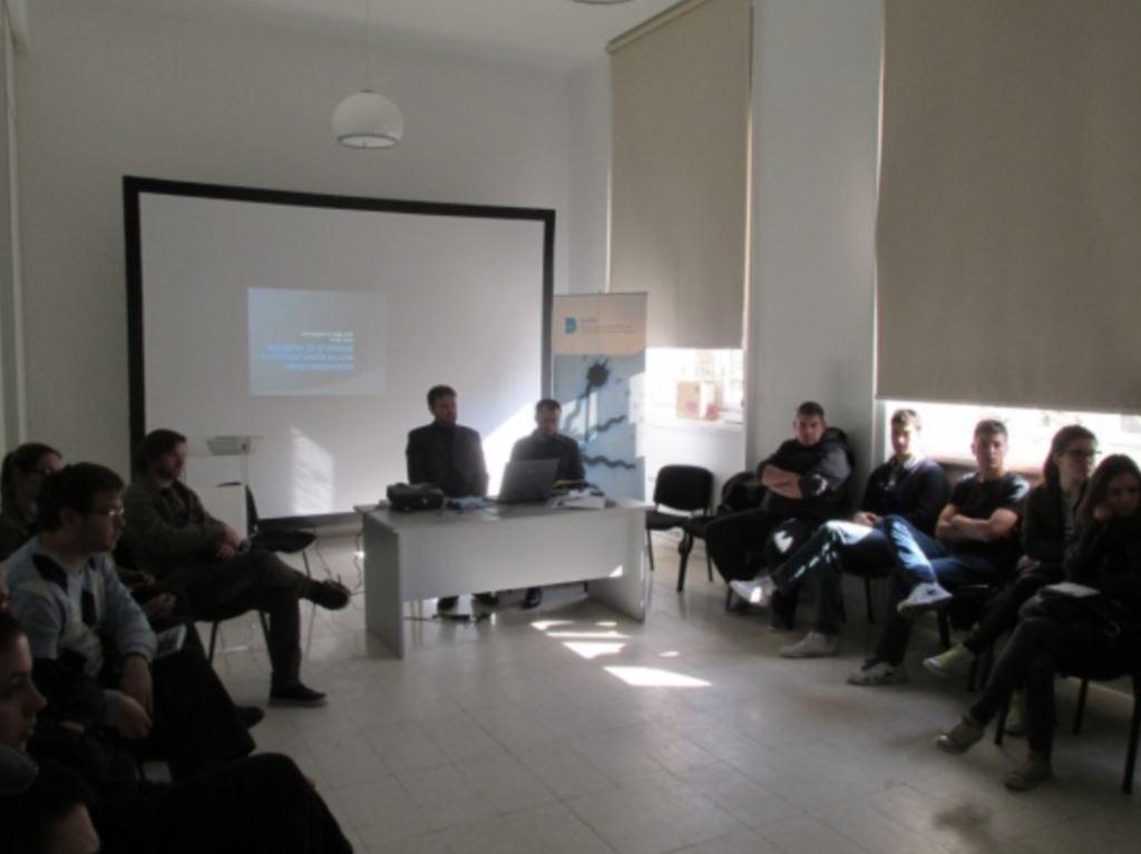 Sastanak udruga mladih Grada Dubrovnika