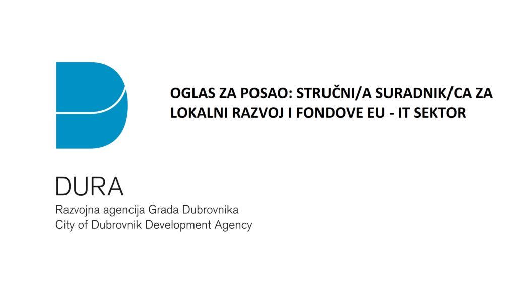 STRUČNI/A SURADNIK/CA ZA LOKALNI RAZVOJ I FONDOVE EU
