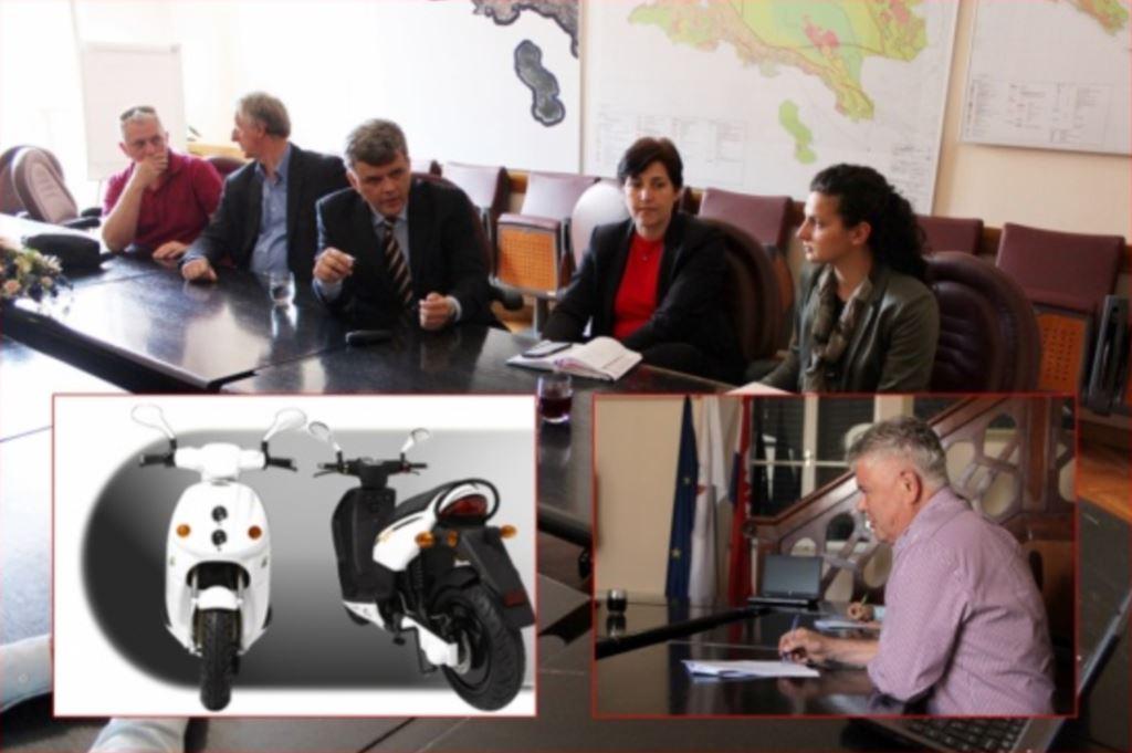 Grad, DURA i Libertas uvode električne skutere
