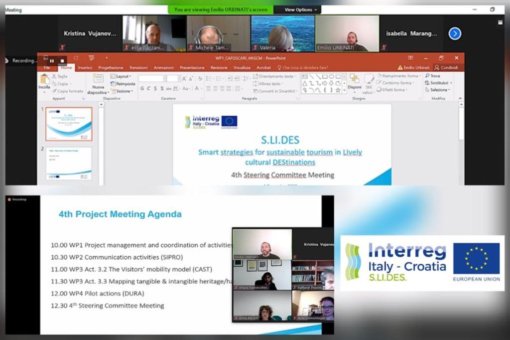 Održan četvrti projektni sastanak projekta S.LI.DES.